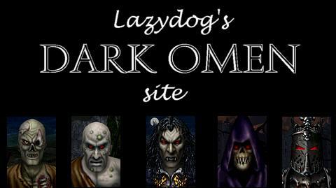 Lazydog's Dark Omen Site